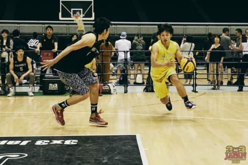 第4回3x3日本選手権大会@1コート