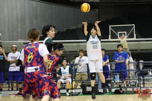 第4回3x3日本選手権大会@3コート