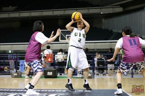 第4回3x3日本選手権大会@4コート