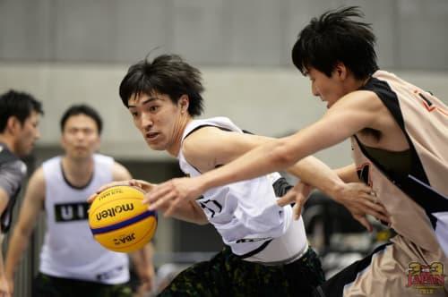 第4回3x3日本選手権大会@Mコート